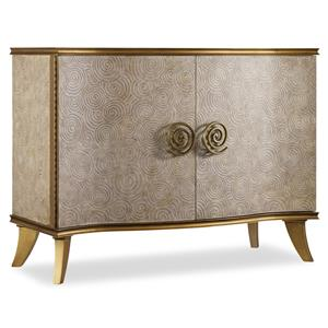 Hooker Furniture Mélange Golden Swirl Chest