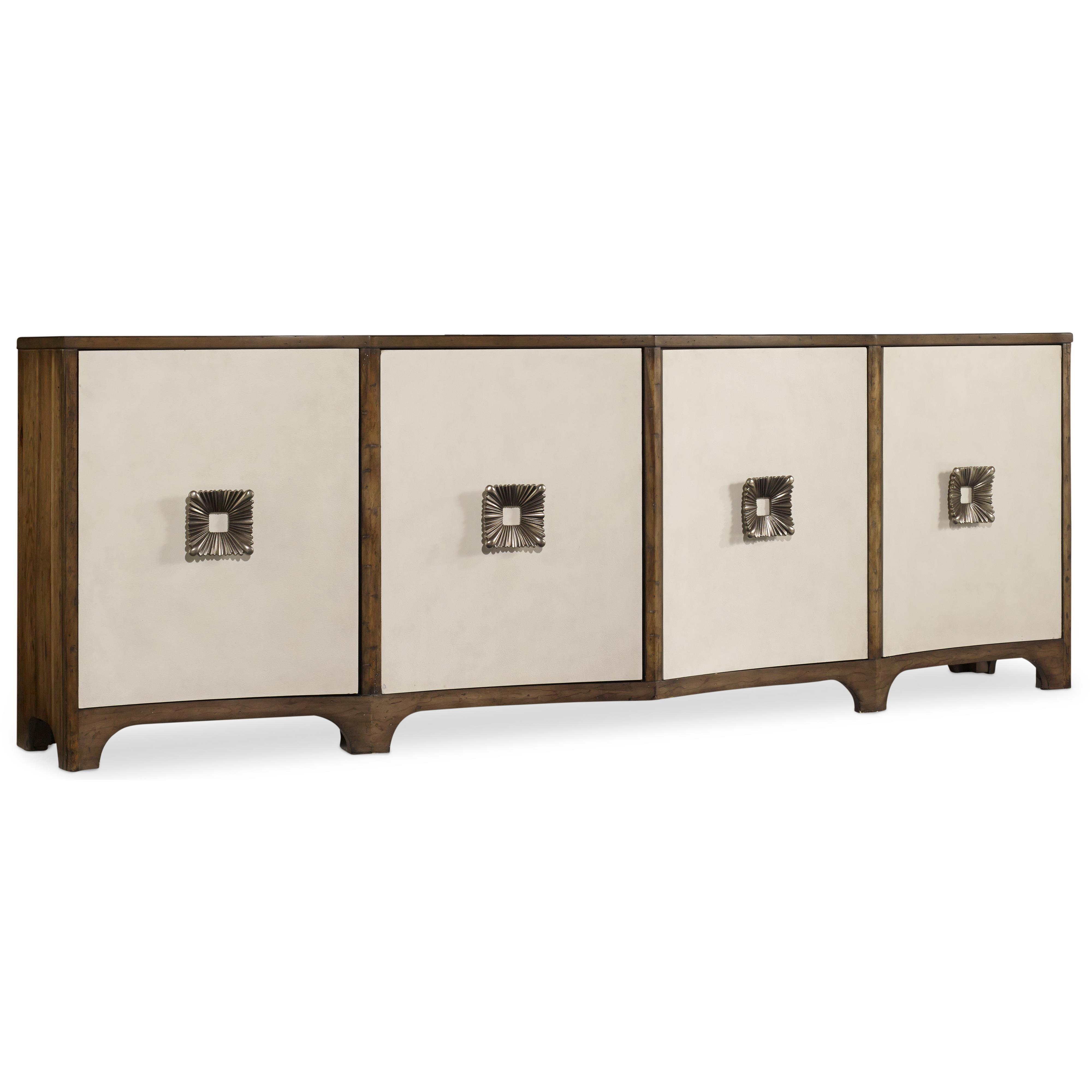 Hooker Furniture Mélange Credenza - Item Number: 638-85181