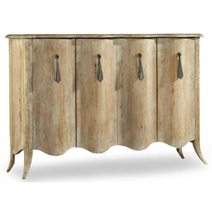 Hooker Furniture Mélange Draped Credenza