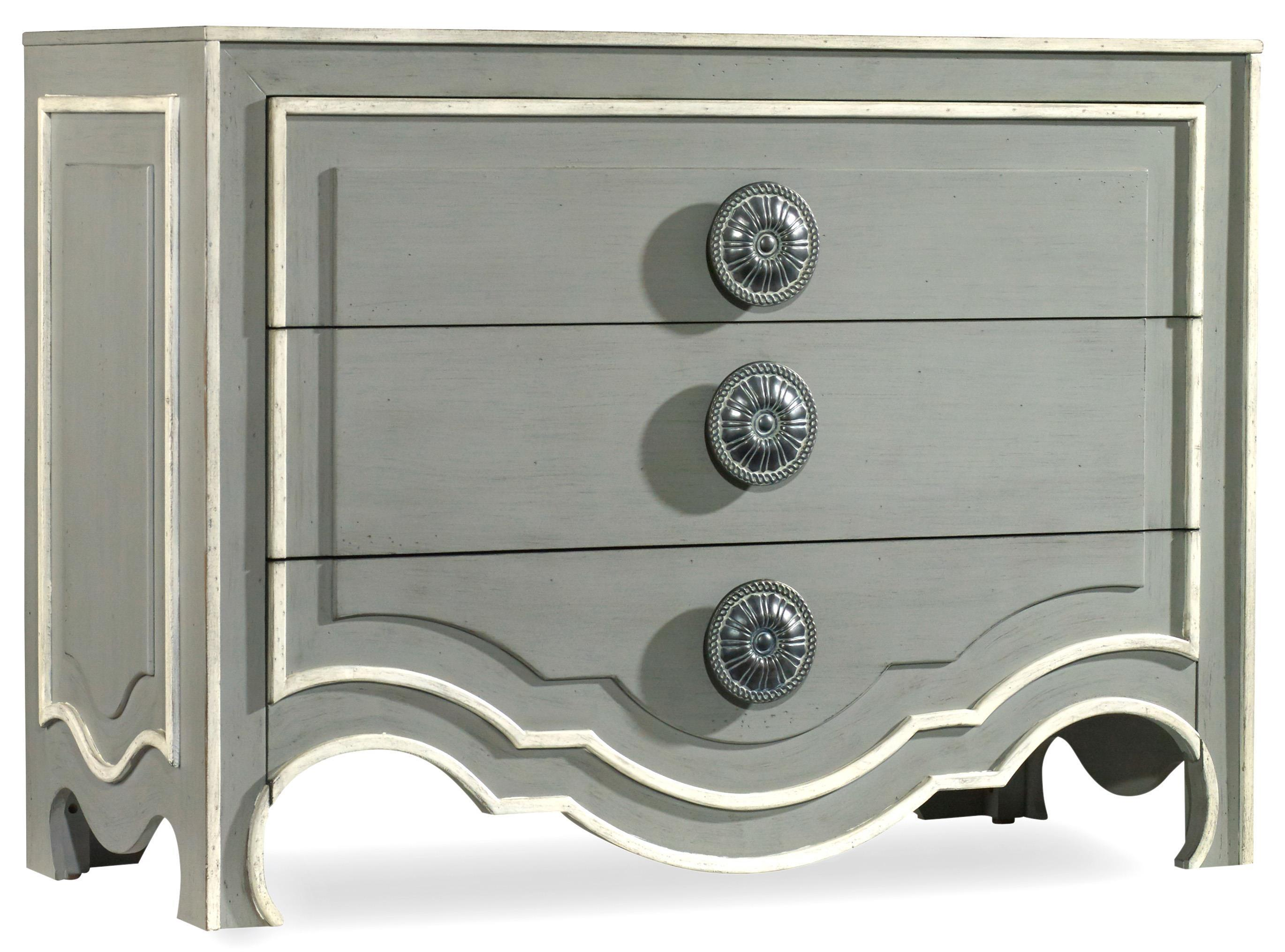 Hooker Furniture Mélange Roselle Chest - Item Number: 638-85194