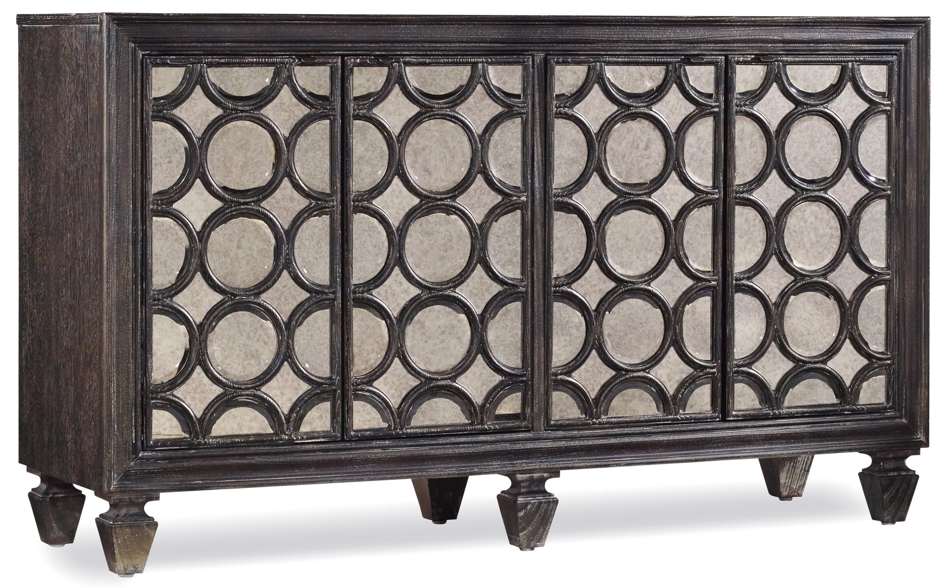 Hooker Furniture Mélange Declan Credenza - Item Number: 638-85199