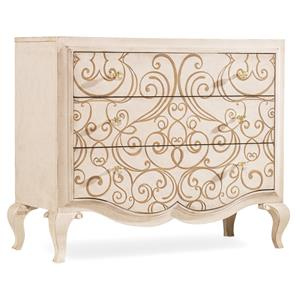 Hooker Furniture Mélange Graciela Handpainted Chest