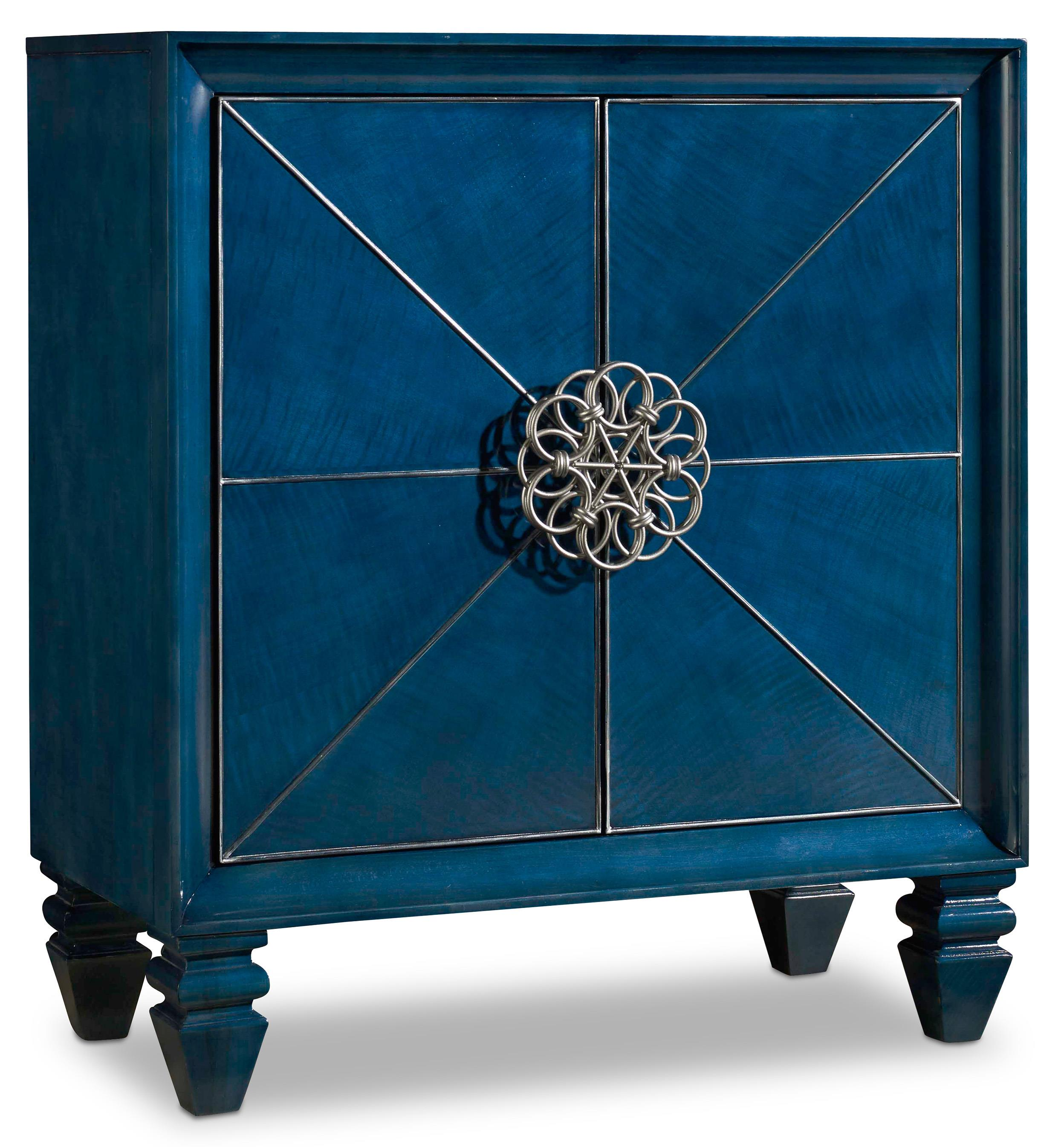 Hooker Furniture Mélange Spectrum Accent Chest - Item Number: 638-85223