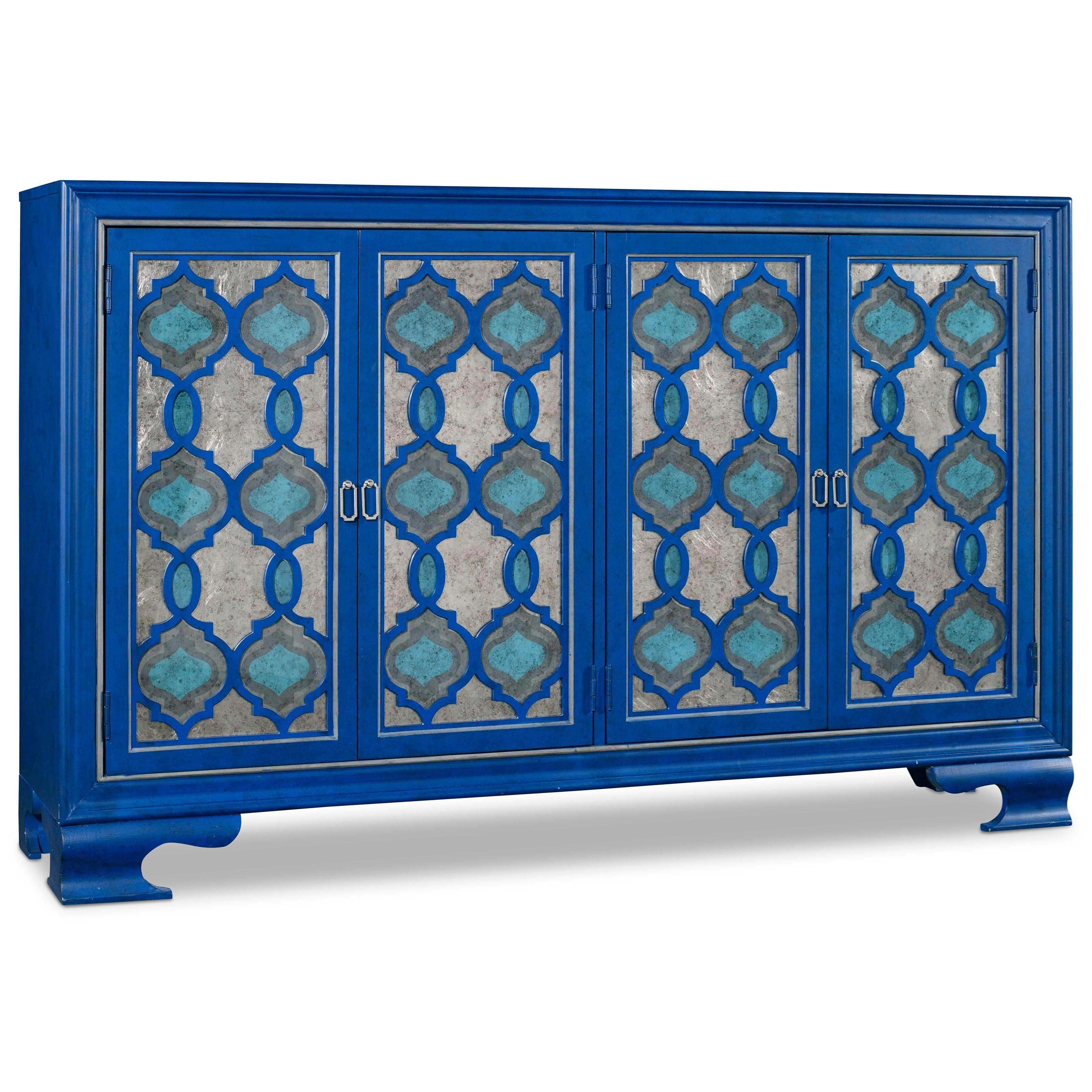 Hooker Furniture Mélange Etcetera Credenza - Item Number: 638-85227