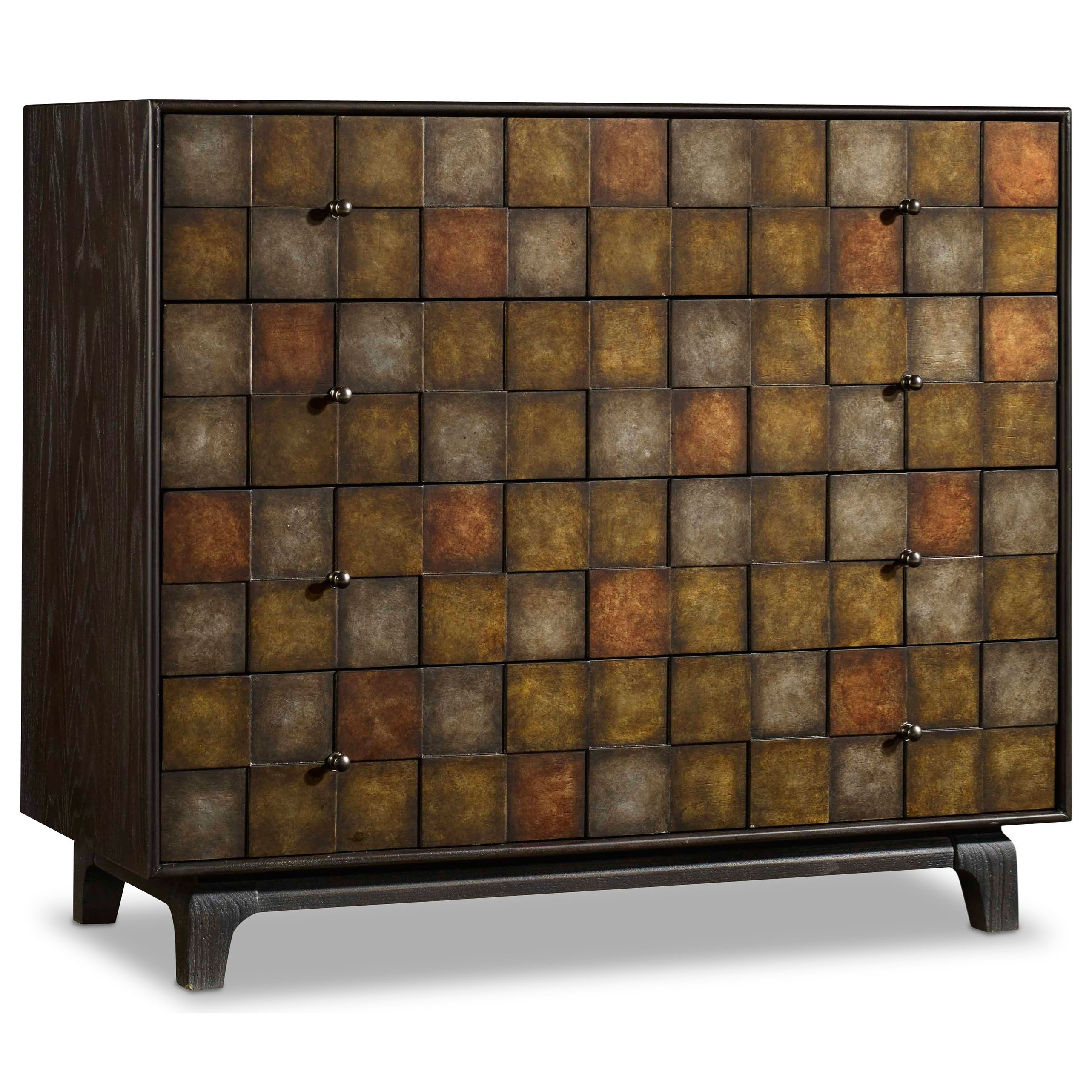 Hooker Furniture Mélange Gentry Chest - Item Number: 638-85233