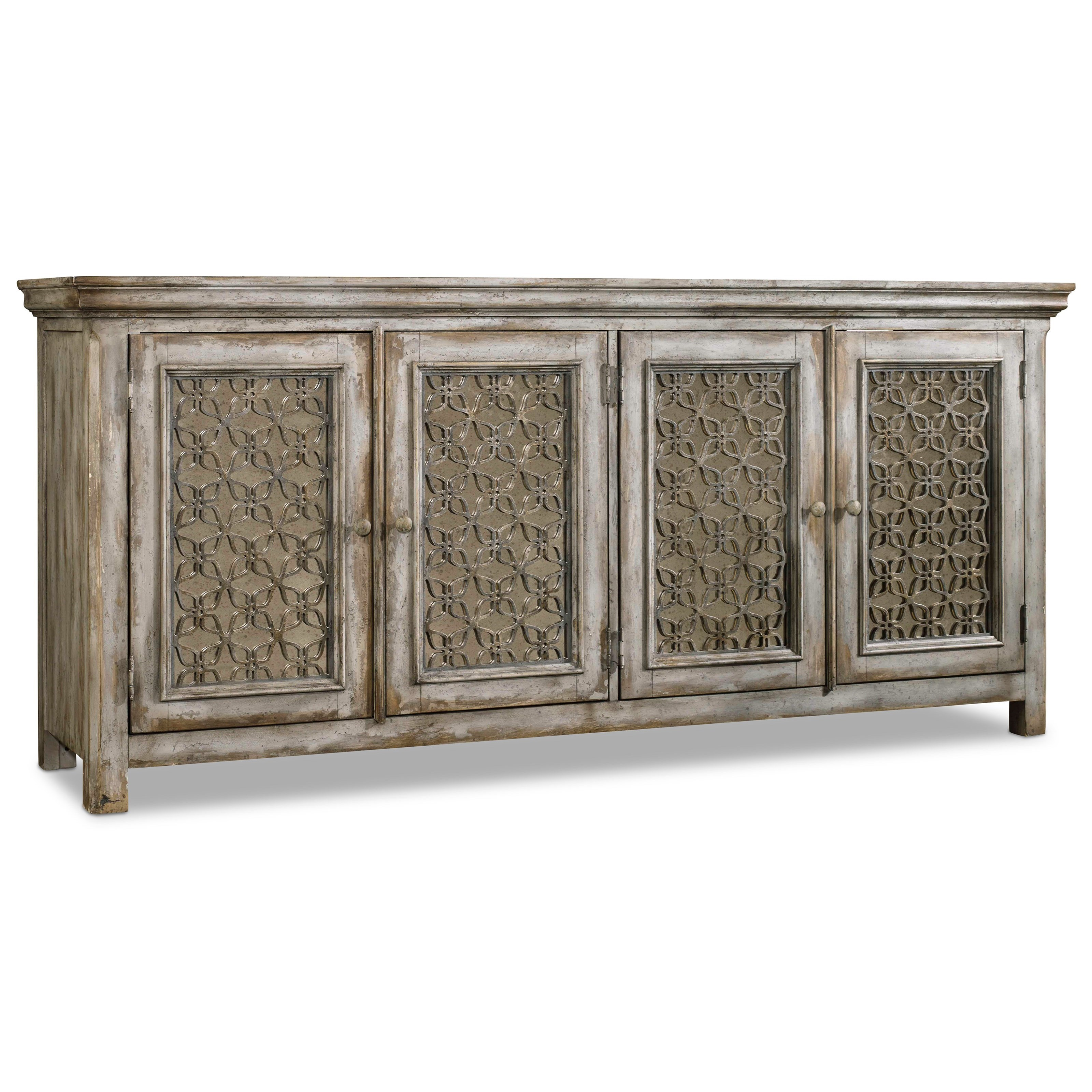 Hooker Furniture Mélange Dorian Credenza - Item Number: 638-85236