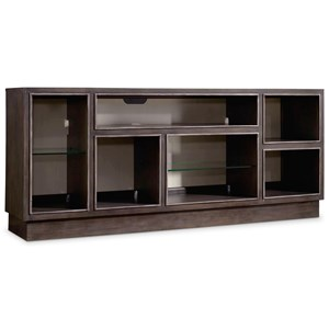 Hooker Furniture Mélange Newell Display Cabinet