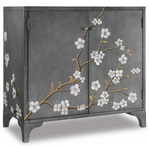 Hooker Furniture Mélange In Bloom Door Chest