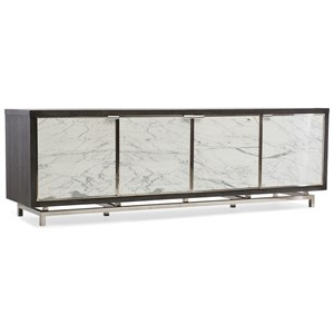 Hooker Furniture Mélange Sora Four-Door Credenza