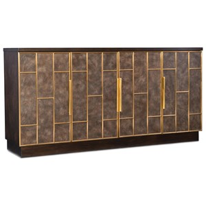 Hooker Furniture Mélange Neils Four-Door Credenza