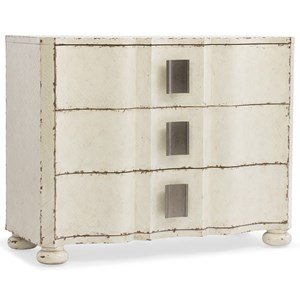 Hooker Furniture Mélange Sunday Three Drawer Chest
