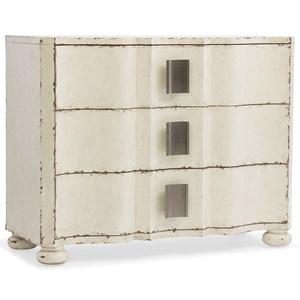 Hooker Furniture Mélange Sunday Three Drawer Chest