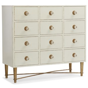 Hooker Furniture Mélange Annabelle Apothecary Chest