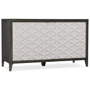 Hooker Furniture Mélange Bellamy Two-Door Credenza