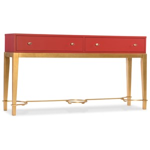 Hooker Furniture Mélange Lady in Red Console