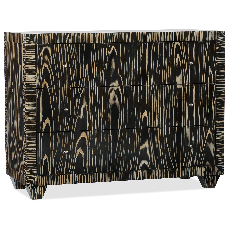 Melange Melange Frye Chest by Hooker Furniture at Baer's Furniture