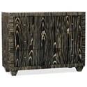 Hooker Furniture Melange Melange Frye Chest - Item Number: 638-85388-LTBK