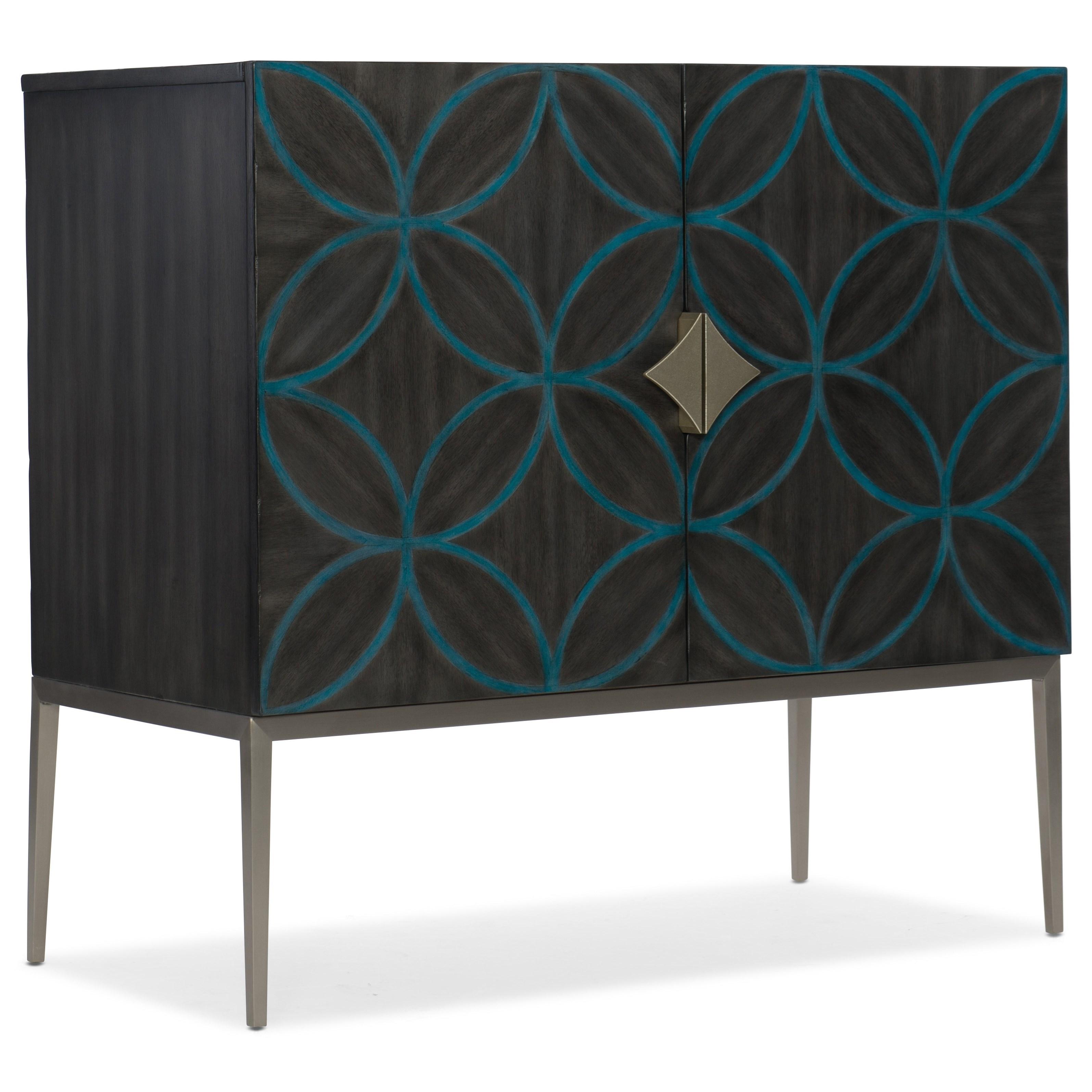 Melange Robin Credenza by Hooker Furniture at Stoney Creek Furniture