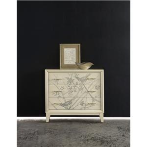 Hooker Furniture Mélange Silver Bird Chest