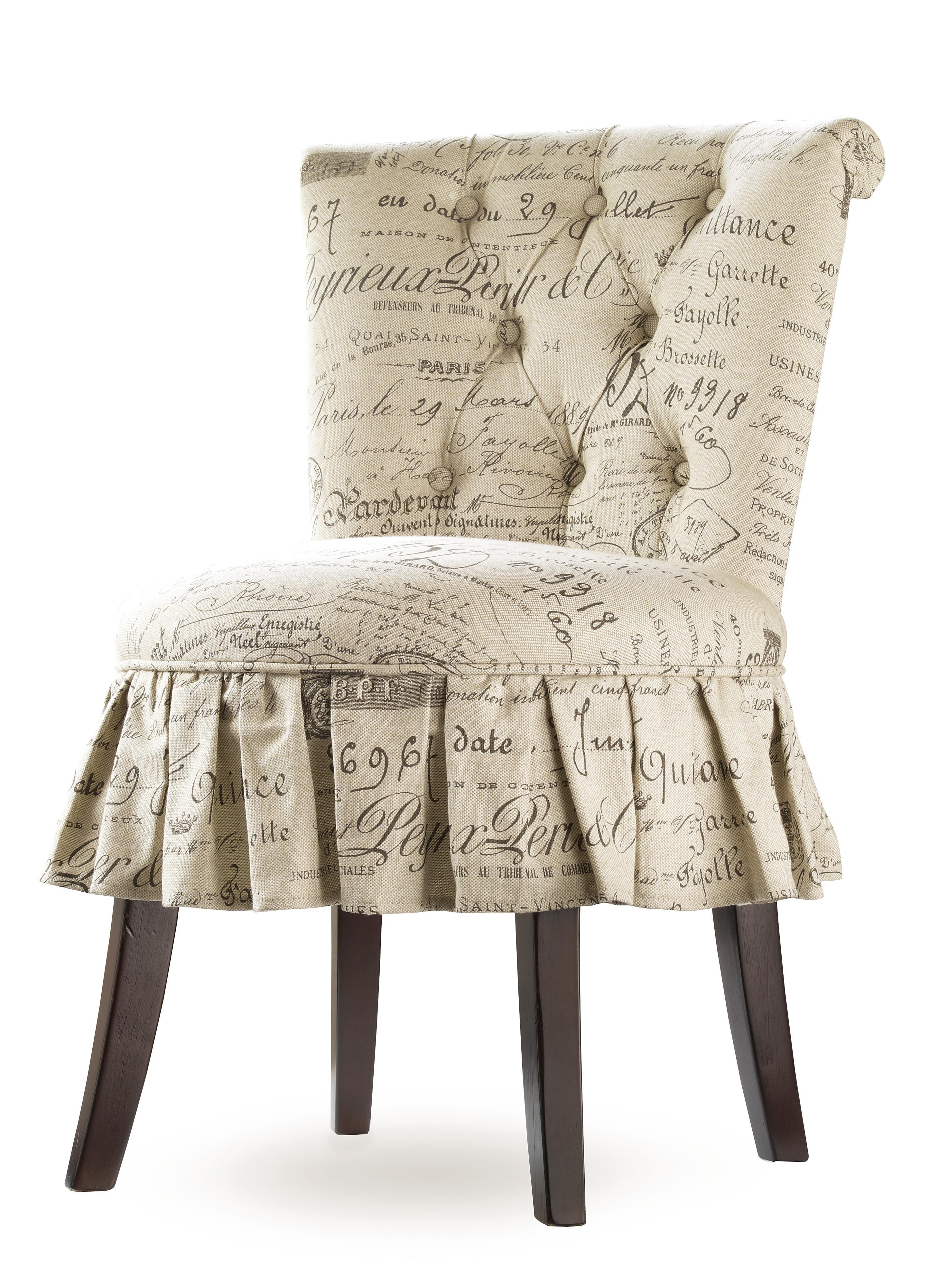 Hooker Furniture Mélange Fifi Vanity Chair - Item Number: 641-36004