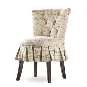 Hooker Furniture Mélange Fifi Vanity Chair