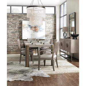Hooker Furniture Miramar - Carmel Formal Dining Room Group