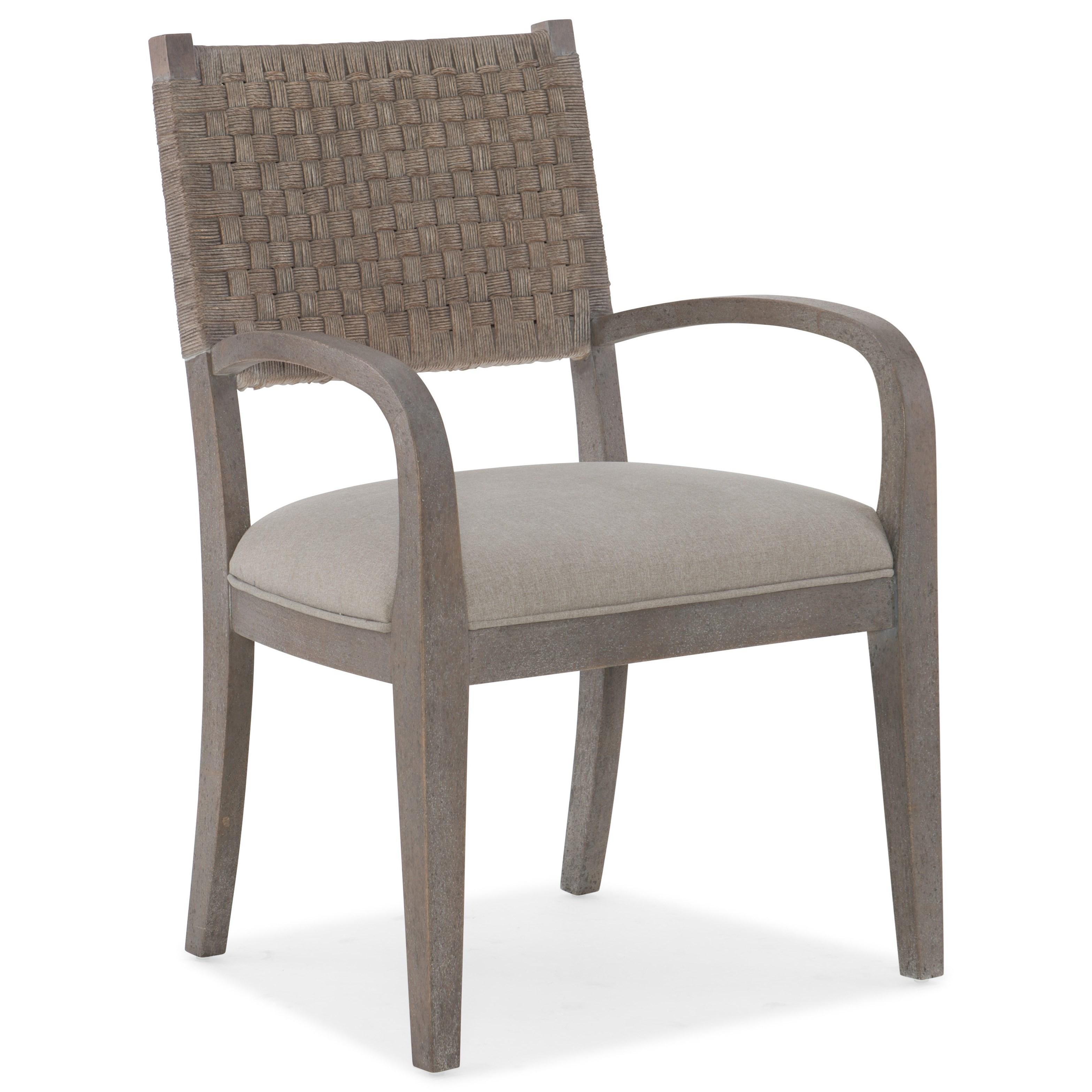 Artemis Woven Arm Chair