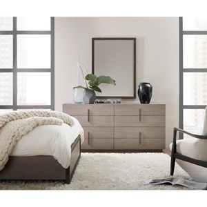 Hooker Furniture Miramar - Carmel Pierre Mirror