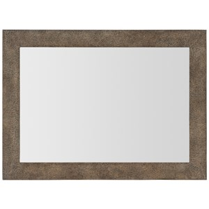 Hooker Furniture Miramar - Point Reyes Costa Mesa Leather Mirror