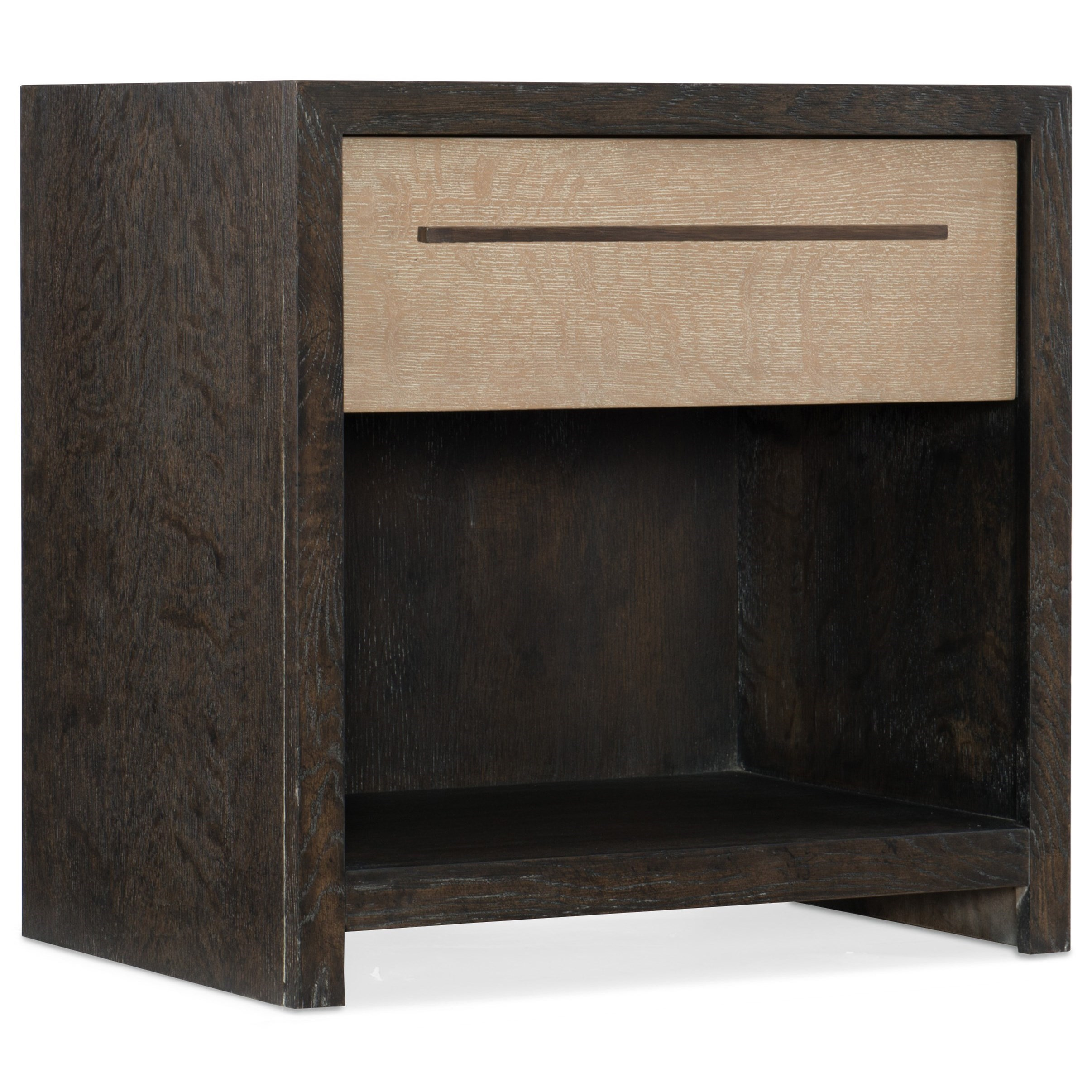 Miramar - Point Reyes Indio Nightstand by Hooker Furniture at Baer's Furniture