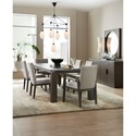 Hooker Furniture Miramar Aventura Formal Dining Room Group - Item Number: 6202 Dining Room Group 1