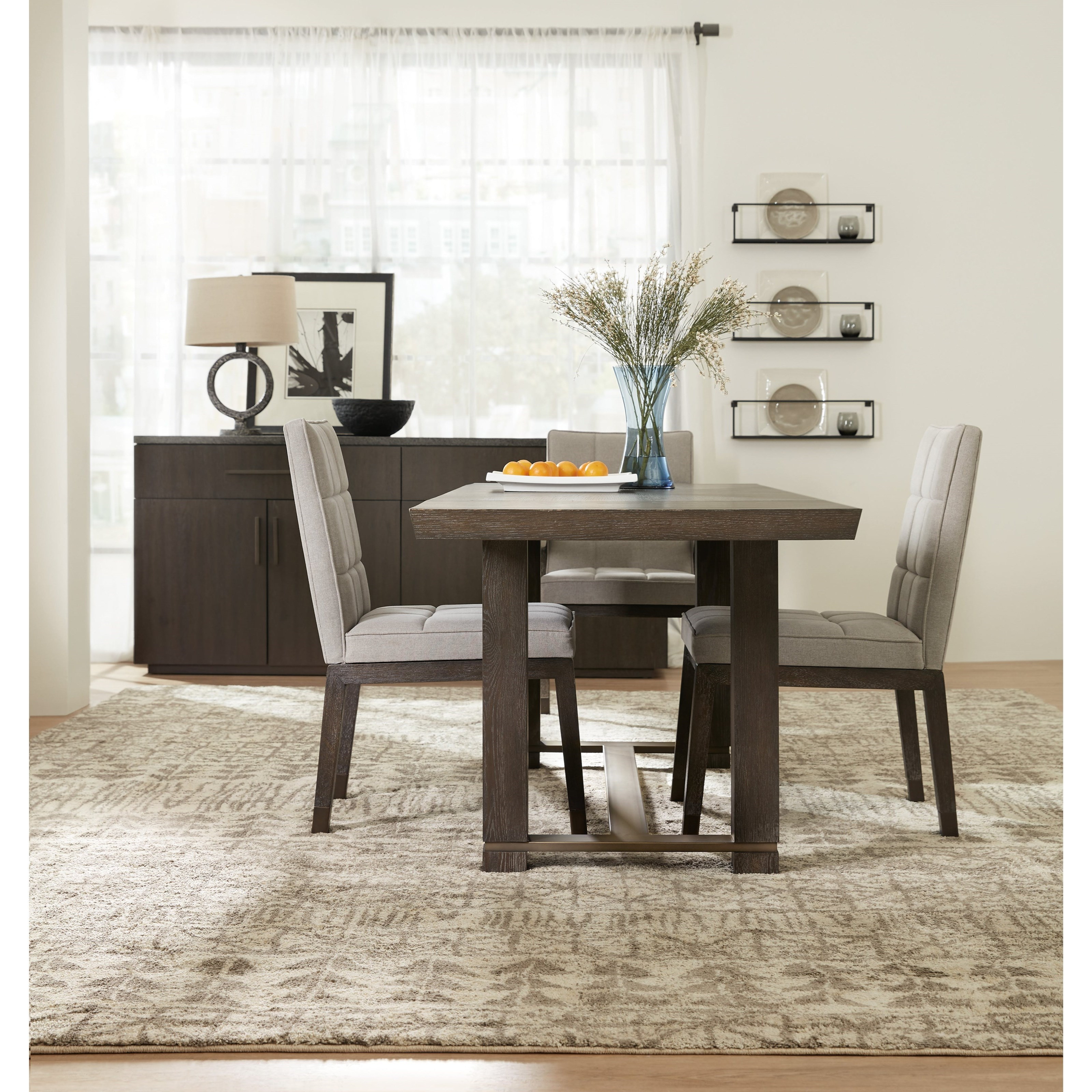 Casual Dining Room Furniture: Hooker Furniture Miramar Aventura Casual Dining Room Group