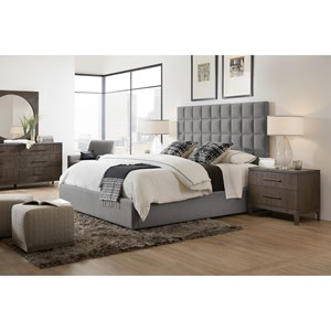 Hooker Furniture Miramar Aventura Queen Bedroom Group