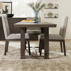 Hooker Furniture Miramar Aventura 4 Piece Adjustable Table and Chair Set