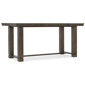 Hooker Furniture Miramar Aventura Paolo 64in Friendship Table