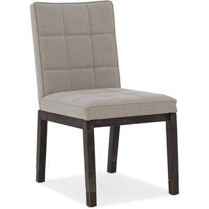 Hooker Furniture Miramar Aventura Cupertino Upholstered Side Chair