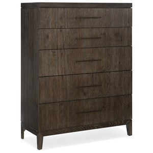 Hooker Furniture Miramar Aventura Manet Five-Drawer Chest