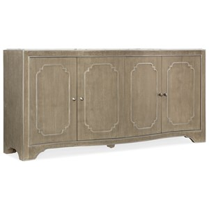 Hooker Furniture Modern Romance Four-Door Server