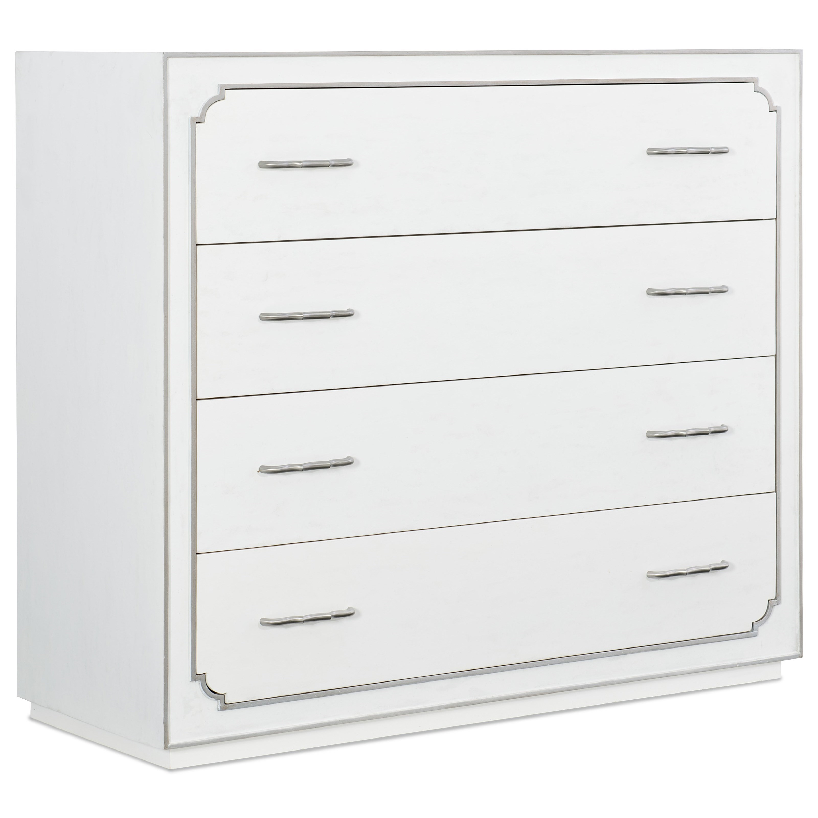 Four-Drawer Bureau