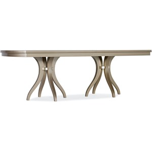 Rectangle Dining Table w/ Two Leaves