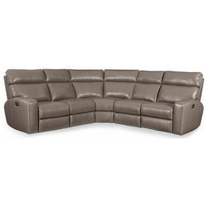 Three Piece Power Reclining Sectional Sofa w
