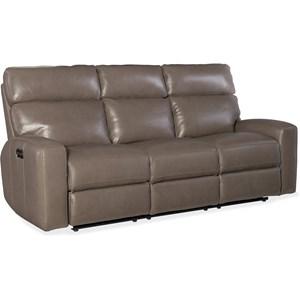 Power Motion Sofa w/Pwr Hdrest