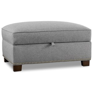 Hooker Furniture Nest Theory Storage Bench