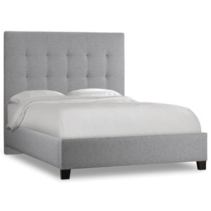 Hooker Furniture Nest Theory Martin 52in Queen Upholstered Bed