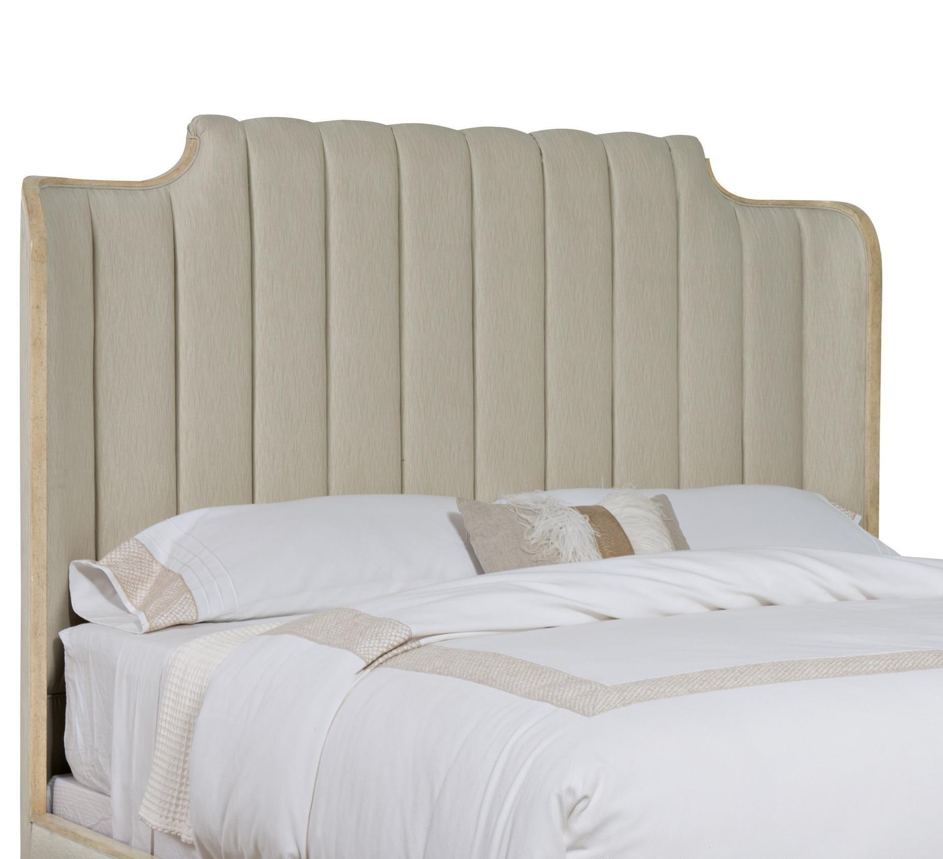 Newport Queen Upholstered Headboard by Hooker Furniture at Stoney Creek Furniture