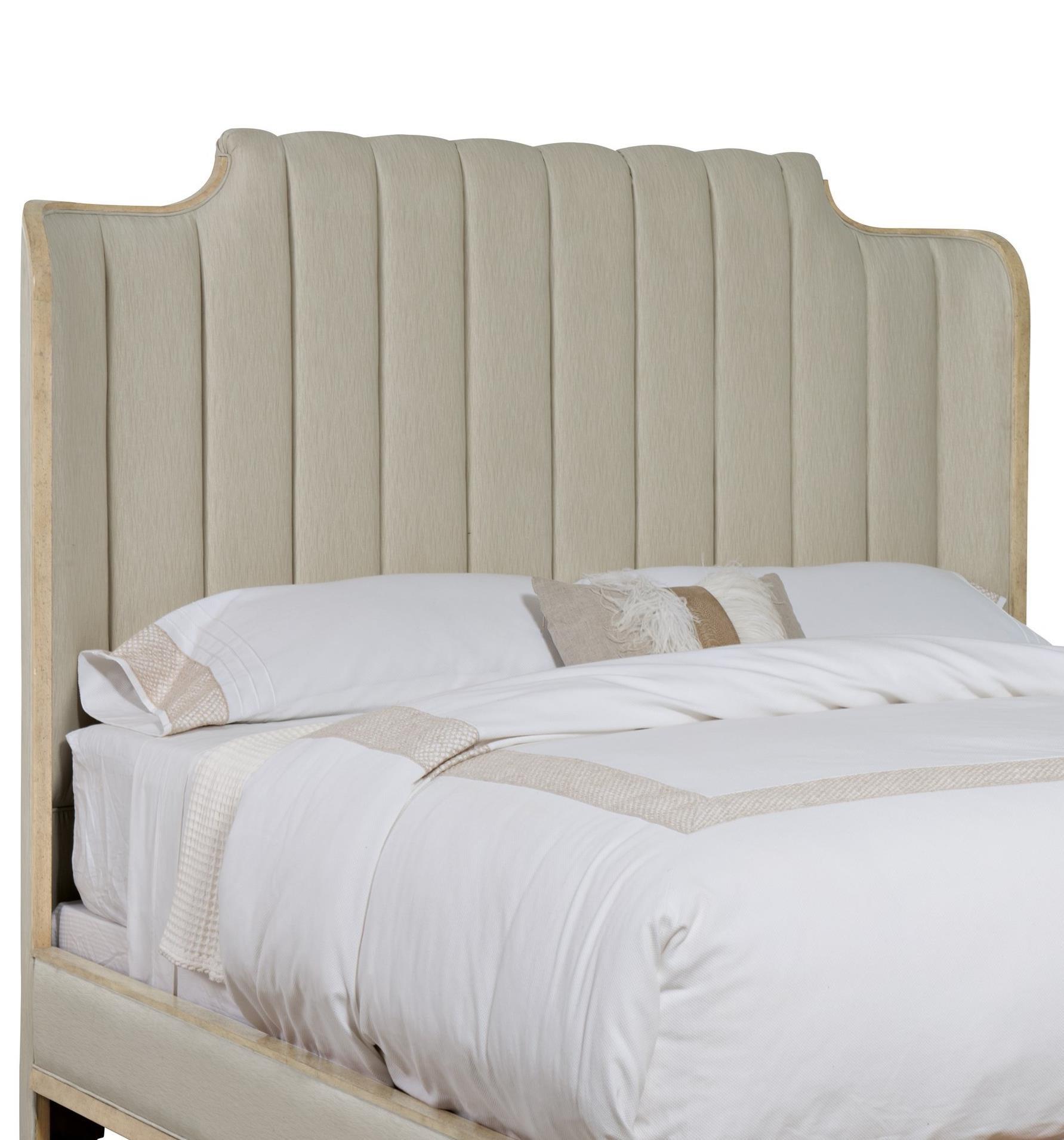 King/California King Upholstered Headboard