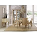 Hooker Furniture Novella Formal Dining Room Group - Item Number: 5940 Dining Room Group 1