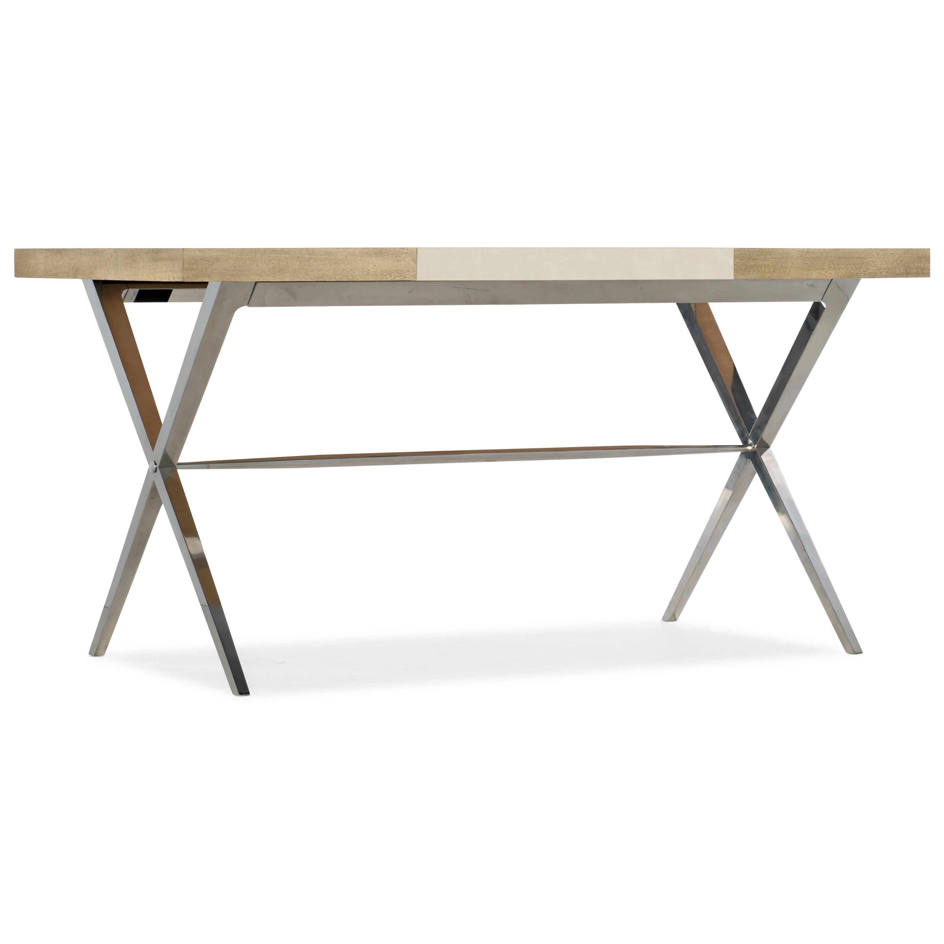 Novella Granada Writing Desk by Hooker Furniture at Stoney Creek Furniture