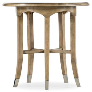 Higgins Five Leg Chairside Table