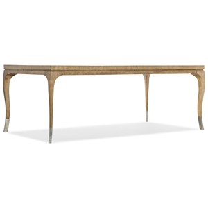 Lobitos Rectangle Table w/ 20in Leaf